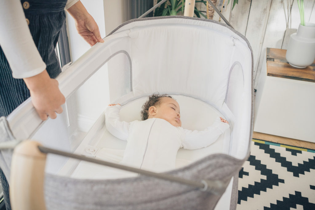 Designed in the UK to British Standards and Lullaby Trust safe sleep guidelines, NiniPod sets a new standard for safe sleep